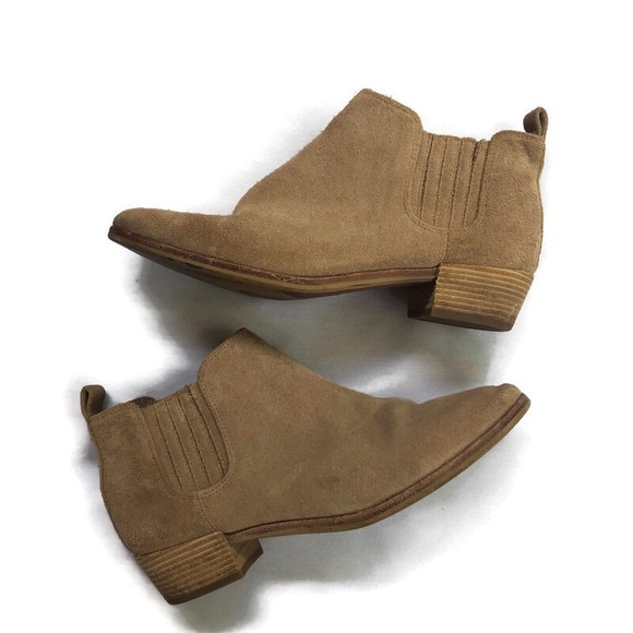 Michael Kors Shoes - Michael Kors Ankle boots suede leather booties